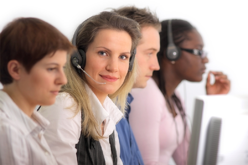 Our customer support team